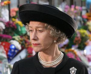 Su majestad, Mrs. Blair