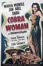 La reina Cobra (1944)