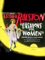 La reina de la moda (1927)