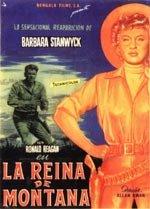 La reina de Montana (1954)