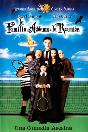 La reunión de la familia Addams
