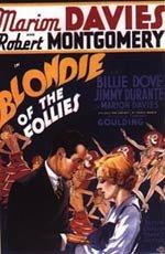 La rubia del Follies (1932)