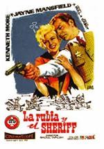 La rubia y el sheriff (1958)