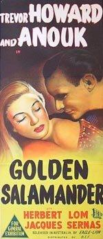La salamandra de oro (1950)
