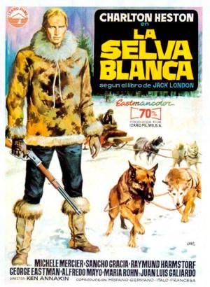 La selva blanca (1972)