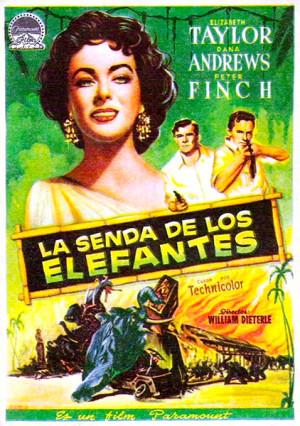 La senda de los elefantes (1954)