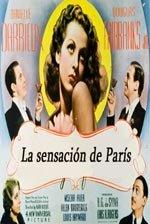 La sensación de París (1938)