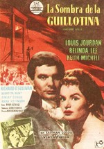 La sombra de la guillotina (1957)