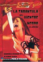 La tarántula del vientre negro (1971)
