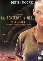La teniente O'Neil