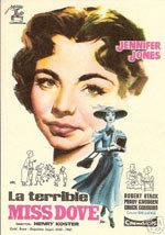 La terrible Miss Dove (1955)