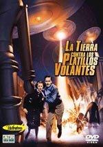 La Tierra contra los platillos volantes (1956)