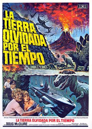 La tierra olvidada por el tiempo (1975)