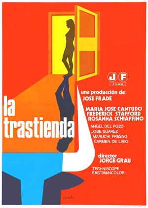 La trastienda  (1975)