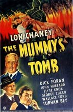 La tumba de la momia