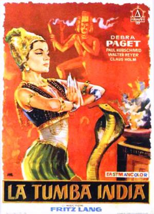 La tumba india (1959)