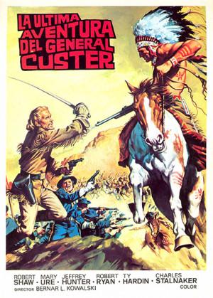La última aventura del general Custer (1967)