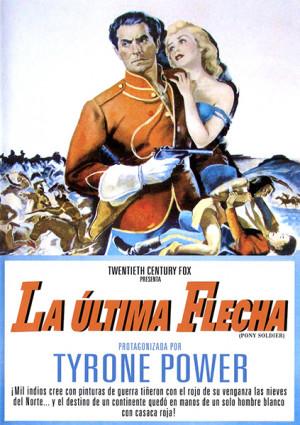 La última flecha (1952)