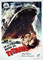 La última noche del Titanic (1958)