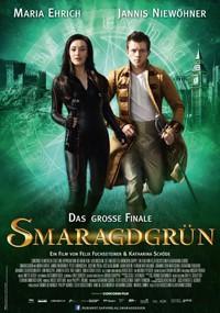 La última viajera del tiempo: Esmeralda (2016)