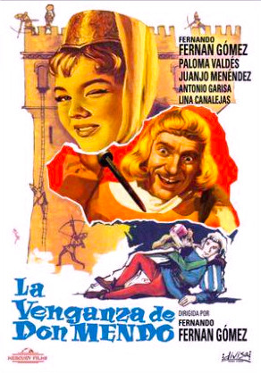 La venganza de don Mendo (1961)