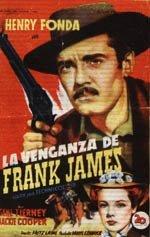 La venganza de Frank James (1940)