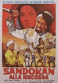 La venganza de Sandokan (1964)