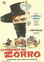 La venganza del Zorro (1962)