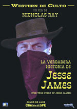 La verdadera historia de Jesse James (1957)