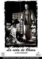 La vida de Oharu (1952)