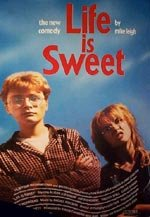 La vida es dulce (1990)