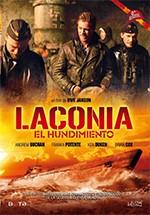 Laconia, el hundimiento