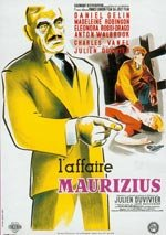 L'Affaire Maurizius (1954)