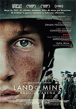 Land of Mine. Bajo la arena (2015)