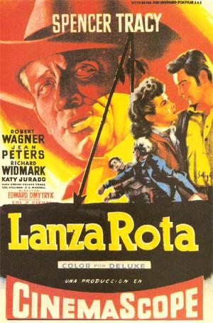 Lanza Rota (1954)