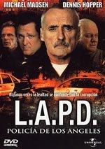 L.A.P.D. Policía de Los Angeles