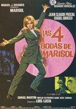 Las 4 bodas de Marisol (1967)