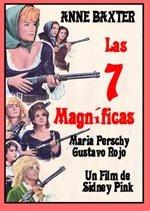 Las 7 magníficas (1966)