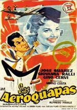 Las aeroguapas (1957)