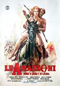 Las amazonas mujeres de amor y guerra
