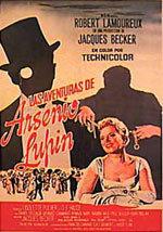 Las aventuras de Arsenio Lupin