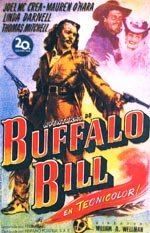 Las aventuras de Buffalo Bill (1944)