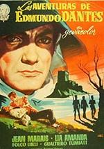 Las aventuras de Edmundo Dantes (1954)