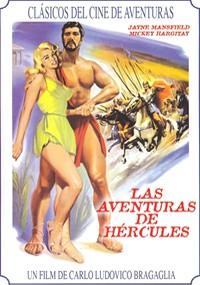 Las aventuras de Hércules (El semidiós) (1960)