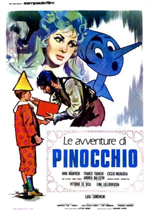 Las aventuras de Pinocho (1972)