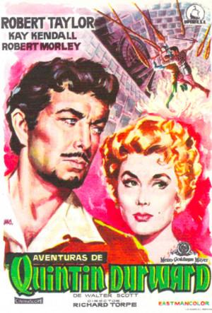 Las aventuras de Quintín Durward (1955)