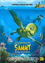 Las aventuras de Sammy. Un viaje extraordinario (2010)