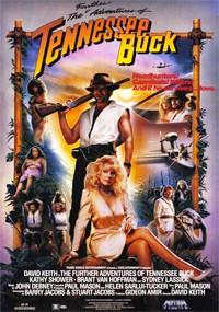 Las aventuras de Tennessee Buck (1988)