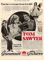 Las aventuras de Tom Sawyer (1930)
