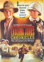 Las aventuras del joven Indiana Jones. Africa del Este alemana 1916 y Congo 1917